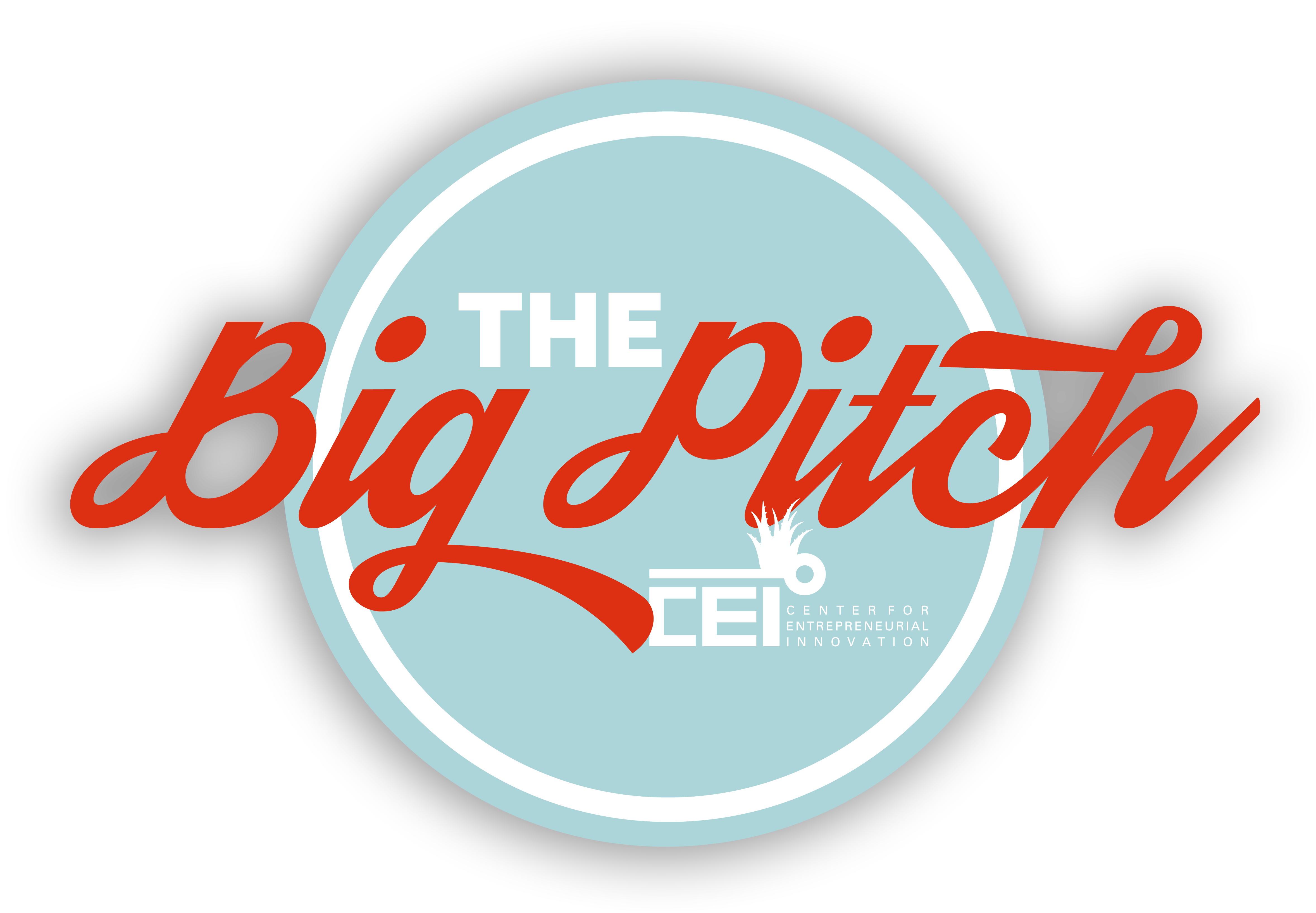 The Big Pitch Logo - Drop Shaddow